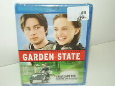 Garden State (Blu-ray, Canadian, Region A, 2014) BRAND NEW - Many Bonus Features