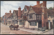 Hertfordshire Postcard - The Old Boar's Head, Bishops Stortford - Quinton  BB462
