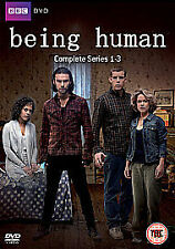 Being Human - complete Series 1-3  DVD Box Set