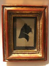 McKenzie Child's Wood Frame With Cat Profile