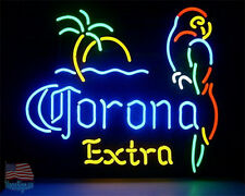 Corona Extra Parrot Neon Sign 17''x13'' From USA