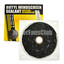Orgavyl Butyl Windscreen Sealant Glue Auto Headlight Retrofit Tape 9.5MM x 4.57M