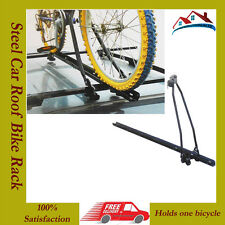 NEW Cycle Carrier Roof Mount Upright Bicycle Bike Rack for Car Roof Bars.