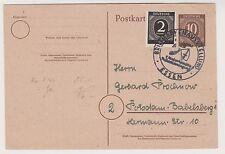 Essen, 1947, Briefmarkenausstellung,