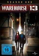 WAREHOUSE 13 SEASON 1 EDDIE MCCLINTOCK, - (3 DVD)  JOANNE KELLY,SAUL RUBINEK- (3