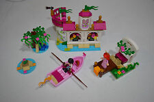 RETIRED Friends LEGO Princess Ariel's Magical Kiss #41052 Eric Boat Sea Castle