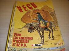 VECU n° 01 03.1985 PREMIER N° AMATEURS D'HISTOIRE et BD La CONCIERGERIE - GLENAT