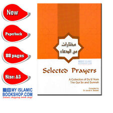 Selected Prayers: Du'a from the Quran and Sunnah by Jama Badawi Islamic Books