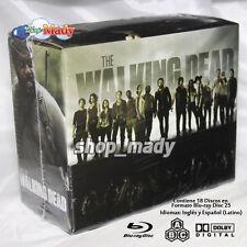Paquete The Walking Dead Temporadas 1 al 5 Blu-ray Multiregión ESPAÑOL LATINO