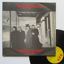 "Vinyle 33T  U2 ""The cork connection"" - Test pressing"