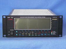 MKS 146B-BCAOM Vacuum Gauge Measurement and Control System