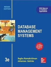 Database Management Systems by Raghu Ramakrishnan and Johannes Gehrke