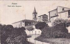 FAENZA - Viale della Stazione 1913