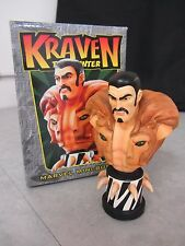 Bowen Designs ~ Kraven The Hunter Mini-Bust ~ 3927/4500 ~ 2002 Marvel