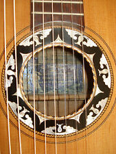 romantic 11 sting harpguitar from master luthier W.Aug. Glier ca.1900 ***