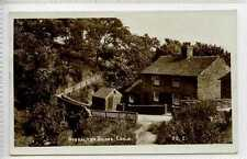 (Lk124-370) Real Photo of  Gibraltar Bridge, EDALE,  Used c1961  VG-EX