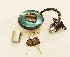 Lock Set inc Ignition and Fuel Cap for Lexmoto Vixen 125 HT125-8 Motorcycle