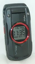 Casio G'zOne Ravine Verizon BLACK Military Grade Cell Phone Shock Proof C751 -C-
