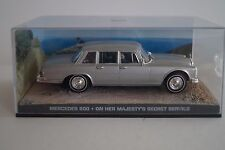 Modellauto 1:43 James Bond 007 Mercedes 600 *on her majesty's secret service 32
