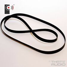 TECHNICS - Replacement Turntable Belt for SL-BD10 SL-BD20 & SL-BD20A THATS AUDIO