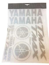 Kit Adesivi Yamaha T-Max prefustellati Grigi