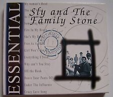 C31- ESSENTIAL - SLY AND THE FAMILY STONE (CD)