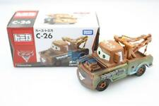 Tomica Takara Tomy Disney Motors C-26 Mater Spy A Type Diecast Toy Car CARS 2