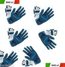 GUANTO BOXER LINE IN COMPOSITO NITRILICO PROMOZIONE 12 PAIA TG 8