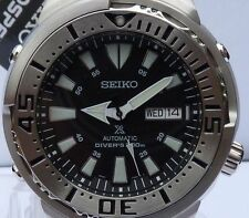 SEIKO PROSPEX NEW MENS AUTOMATIC 200m DIVERS WATCH SRP637K1