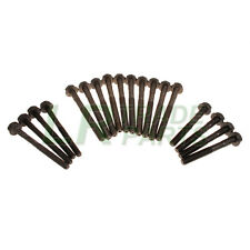 LAND ROVER DEFENDER & DISCOVERY 1 200 TDi NEW CYLINDER HEAD BOLT SET BOLTS (x18)