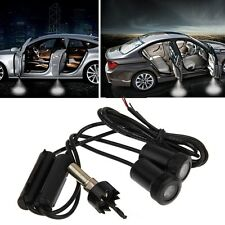 LED Car Door Welcome Laser Projector Ghost Shadow Logo Light for BMW/Audi/Toyota