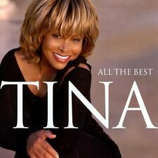 TINA TURNER ALL THE BEST 2 CD (GREATEST HITS / VERY BEST OF)