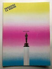 Derriere le miroir Monory,  Technicolor 1978 Nr. 227, Derriere le miroir, Monory