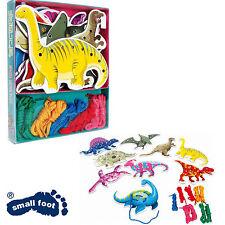 operatore thread Dinos Dinosauro giocattoli per la motricità Bambini