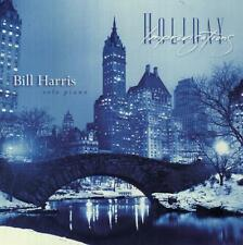 Bill Harris - Holiday Improvisations CD NEW Christmas jazz solo piano