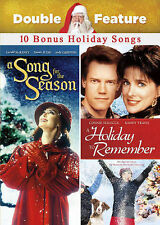 A Holiday to Remember/A Song for the Season (DVD, 2013)New