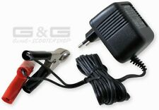 Automatic Charger for Motorcycle Quad ATV Roller Moped Battery