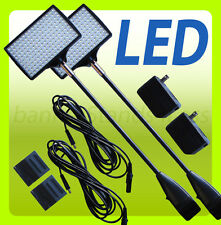 2 PCS PACK LED LIGHT - Pop Up Trade Show Booth Exhibit Backdrop Display 160 LEDs