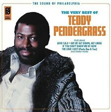 Teddy Pendergrass Very Best Of CD NEW Philly Soul Harold Melvin & The Blue Notes