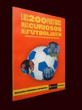 LOS 200 PARTIDOS MAS CURIOSOS DEL FUTBOL ARGENTINO, Soccer Book 2014