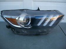 FORD MUSTANG 15 16 HEADLIGHT OEM XENON HID COMPLETE  RH