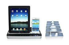 IPEGA CHARGER SPEAKER DUAL DOCK STATION Iphone 5s 5 4 4s Ipad Ipod GALAXY S 2