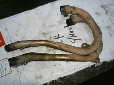 HUSABERG FE600 FE 600 1996 MAY FIT KTM EXHAUST FRONT PIPES