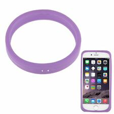 Soft Silicone Luminous Protective Phone Bumper Frame Case Cover Ring Universal