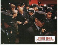 GERARD DEPARDIEU BERNARD BLIER BUFFET FROID 1979 VINTAGE LOBBY CARD ORIGINAL #5
