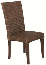 Westbrook Casual Woven Dark Brown Dining Chair by Coaster 101094  - Set of 2