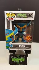FUNKO POP! ASIA EXCLUSIVE ASTRO BOY PLUTO FIGURE #60 MIB METALLIC BLUE SDCC