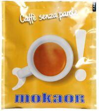150 Cialde Carta Frog Mokona Caffè MOKAOR ESE 44 Miscela ORO alternativa Borbone