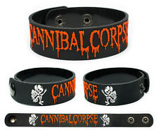 CANNIBAL CORPSE Rubber Bracelet Wristband A Skeletal Domain Tomb of the Mutilate