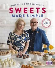 SWEETS MADE SIMPLE by Miss Hope and Mr Greenwood : US1/2 : HB238 : NEW BOOK